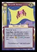 Ponyville Banner aus dem Set The Crystal Games