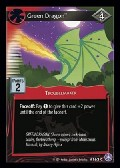 Green Dragon aus dem Set The Crystal Games