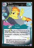 Spitfire, Cloudsdale Captain aus dem Set The Crystal Games