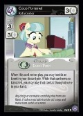 Coco Pommel, Refurbisher aus dem Set The Crystal Games