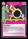 Cutie Mark Crusaders, Ponyville Flag Carriers aus dem Set The Crystal Games Foil