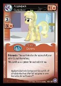 Applejack, Crystallized aus dem Set The Crystal Games Foil