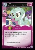 Lyra, Very Excitable aus dem Set The Crystal Games Foil