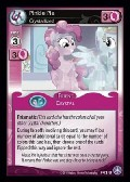 Pinkie Pie, Crystallized aus dem Set The Crystal Games Foil