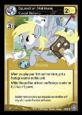 Equestrian Mailmare, Special Delivery aus dem Set The Crystal Games Foil