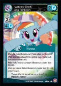 Rainbow Dash, Sonic Rainboom aus dem Set Absolute Discord