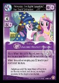 Princess Twilight Sparkle, Star Swirl Enthusiast aus dem Set Absolute Discord