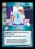 Rainbow Dash, Ambassador of Loyalty aus dem Set Equestrian Odysseys
