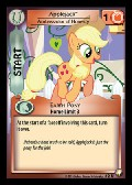 Applejack, Ambassador of Honesty aus dem Set Equestrian Odysseys Foil