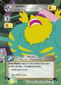 Fluttershy, Saddle Rager aus dem Set High Magic Royal Rare