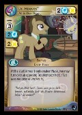 Dr. Hooves, All in Due Time aus dem Set High Magic Promo