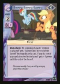 Sweep Sweep Sweep aus dem Set Defenders of Equestria