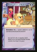 Taking Care of Business aus dem Set Defenders of Equestria