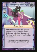 A Changeling Can Change aus dem Set Defenders of Equestria