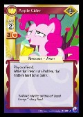 Apple Cider aus dem Set Canterlots Night Foil