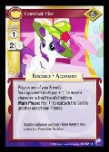 Combat Hat aus dem Set Canterlots Night Foil