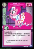 Pinkie Pie, Pokey Pony aus dem Set Canterlots Night Foil