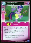 Twilight Sparkle, Break Dancer aus dem Set Canterlots Night Promo