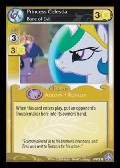 Princess Celestia, Bane of Evil aus dem Set The Crystal Games Foil