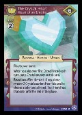 The Crystal Heart, Heart of an Empire aus dem Set The Crystal Games Foil