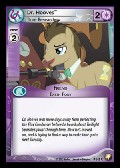 Dr. Hooves, Time Researcher aus dem Set Equestrian Odysseys