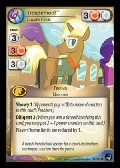 Trenderhoof, Locale Critic aus dem Set High Magic