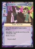 Mysterious Disappearance aus dem Set Defenders of Equestria