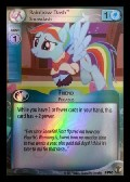 Rainbow Dash, Snowdash aus dem Set Defenders of Equestria Promo