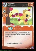 Applejack, Applebucker aus dem Set Canterlots Night Foil